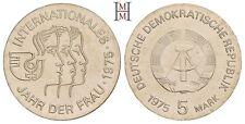 HMM - DDR 5 Mark 1975 (A) Internationales Jahr der Frau J. 1558 - 170418029