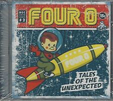 FOUR O - TALES OF THE UNEXPECTED (brand new still sealed cd) - DOGCD49