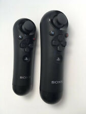 2 X PlayStation Move Navigation Controllers (PS3) (PS4 PSVR Compatible)