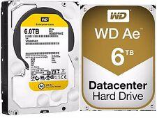 Western Digital 6TB AE Enterprise Datacenter Archive WD SATA 3 64MB WD6001F4PZ