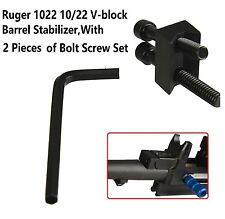 Ruger 10/22 1022  SR-22 V-block  V Block Stabilizer Aluminum 6061 T6 With Screws