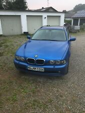 Bmw E39 530i Touring Tüv 10/20 Estorilblau