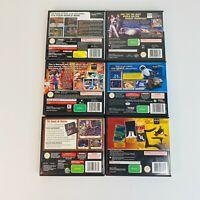 DS Games x 6 Nintendo Bulk Bundle