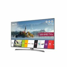 "LG 65UJ670V 65"" 4K Ultra HD-Fi Black, Silver LED TV"