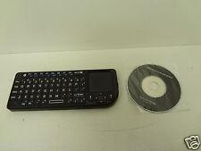 Wireless Ultra Bluetooth Mini Keyboard with Touchpad U12-41310 for Any Bluetooth