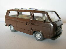 Wiking ho VW t3 Transporter schokobraun (rg/ba/2s6/16)