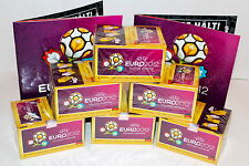 PANINI EM EURO 2012 12 – 6 X BOX Display 600 cartocci packets + 2 X ALBUM GERMANY