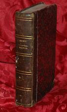 Libro Antico 1842 Rienzi E. Bulwer Lytton Ex Libris Mario Foresi Pezzo Unico