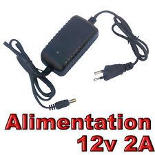 Transformateur ruban LED 12v 2A  - alimentation 24W