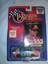 #24 JEFF GORDON DUPONT WALMART SPECIAL CAR 1998 WINNERS CIRCLE 1/64