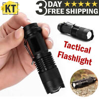 Tactical Flashlight Police LED Torch Light Military Outdoor Lamp GIFT FOR BOYS