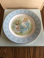 Collectible Vintage 1974 Avon Tenderness Plate Mothers Day Pontessa Ironstone