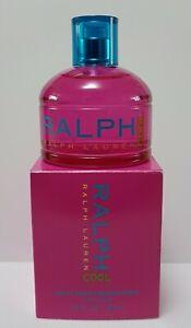 RALPH COOL RALPH LAUREN EDT 100ml SPRAY ( Boxed BUT NOT sealed as seen ) RARE***