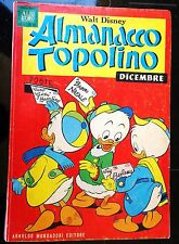 ALMANACCO TOPOLINO  1968 N° 12 - OTTIMO