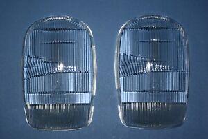 For Mercedes Benz W113 Pagode Set RHD Bilux Headlight Lenses Bosch New