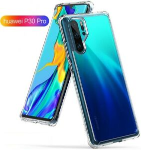 For Huawei P30 P40 Pro Full Body Case Front & Back 360 Protection Slim Cover