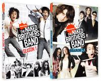 The Naked Brothers Band (Season 1 / Season 2)  New DVD