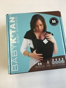 Baby K'tan ORIGINAL Baby Wrap Carrier Infant and Child Sling - Customer Return