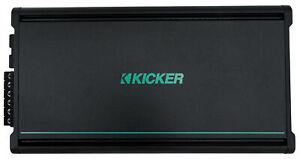 KICKER 48KMA6006 600 Watt 6-Channel Marine Amplifier Boat Amp KMA600.6