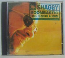 SHAGGY - BOOMBASTIC FULL LENGHT ALBUM  (CD) *** BUONE CONDIZIONI