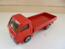 VW Man Truck - SIKU - Red - # 1625 - W Germany