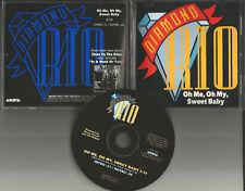 DIAMOND RIO Oh Me My Sweet Baby USA PROMO Radio DJ CD Single 1993 MINT