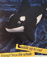 Orca The Whale Knitting Pattern