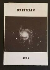 Bretmain UK Ltd. - Illustrated Astronomical Telescope Catalogue / 1981