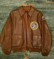 Eastman Leather A-2 Jacke