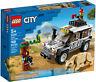 LEGO City - 60267 Safari-Geländewagen / Safari Off-Roader mit Löwe - Neu & OVP