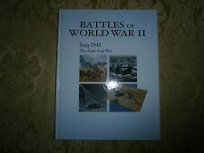 Osprey's Battles of World War II 7 Iraq 1941 The Anglo-Iraqi War