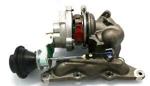 Smart ForTwo 450  0.6L Garrett Turbolader  A1600960699  0007928V002  A1600960169