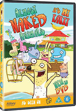 ALMOST NAKED ANIMALS - DVD - REGION 2 UK