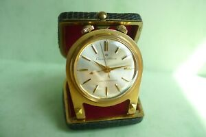 Unused ! CITIZEN 4 Hand Pocket , Table , Travel Alarm Watch.....Rare Available.