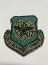 Military Airlift Command US Air Force Patch