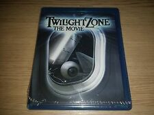 Twilight Zone: The Movie (Blu-ray Disc, 2007) New RARE VHTF OOP