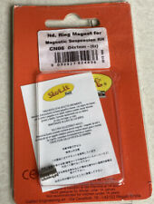SLOT-IT  ND RING MAGNETS FOR MAGNETIC SUSPENSION KIT CN08 04X1.MM X8