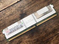 Hynix 2 GB PC2-6400F-555-11 DDR2 estación de trabajo con búfer completo. 240 Pin DIMM de memoria.