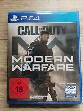 Call of duty modern warfare Ps4 /  Playstation 4