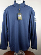 NEW NWT  Pebble Beach Men's Performance LEXUS Golf 1/4 Zip Pullover Large L B2