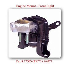 A4221 ENGINE MOUNT FRONT RIGHT FITS:PONTIAC VIBE TOYOTA COROLLA MATRIX 2003-2008