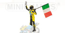 1:12 Minichamps 125 GP Figure Valentino Rossi 1996 AGV Team 312960146 NEW
