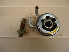 Toyota Supra GA70 1G GTE Engine Oil Cooler / Oil Filter Housing Twin Turbo