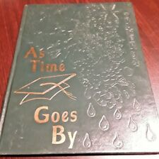 AS Time Goes By 1994 Brandywine Topton Pa. High School  Year Book