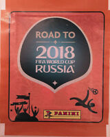Bustina Panini Road to Russia 2018 CS ed. Corfix