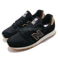 New Balance ML373BSS D Black Brown Gum Men Running Shoes Sneakers ML373BSSD