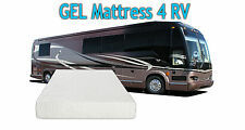 """8"""" SHORT Queen RV GEL Memory Foam Mattress, Camper"""