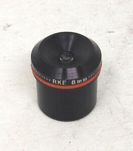 """Edmund Scientific 1.25"""" RKE 8mm"""