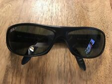 VTG Vintage Ray-Ban  RB4046 W3332 Black, Green Polarized