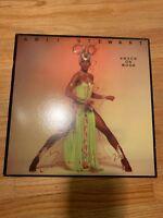 Amii Stewart - Knock On Wood LP 1979 Rare Israel Press Disco Light My Fire HANSA